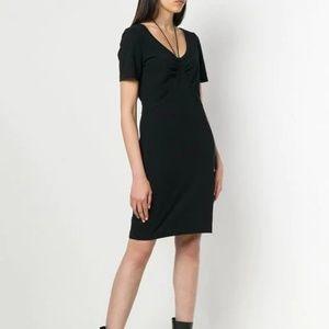 T BY ALEXANDER WANG Halter Detail Dress Sz. XS